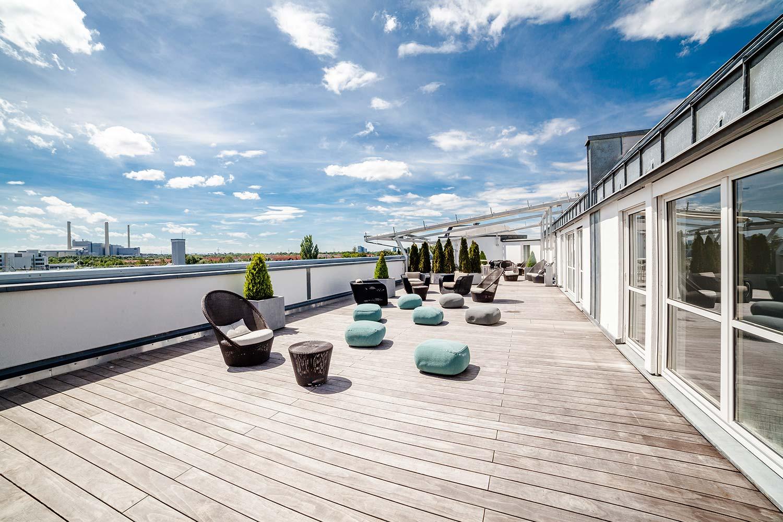Frühlingszeit ist Terrassenzeit - Kebony Terrassendielen
