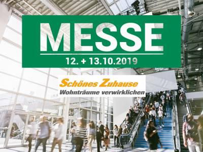 """Besuchen Sie uns auf der Messe """"Schönes Zuhause"""" in Passau"""