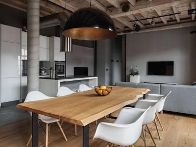 Individuell kombinierbar: Tischplatten und Untergestelle